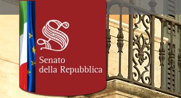 Questa settimana al Senato